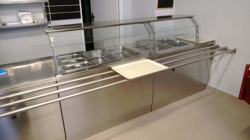 89d05f54a Výroba z nerezu - Comfort Gastro - zariadenia a vybavenie pre ...